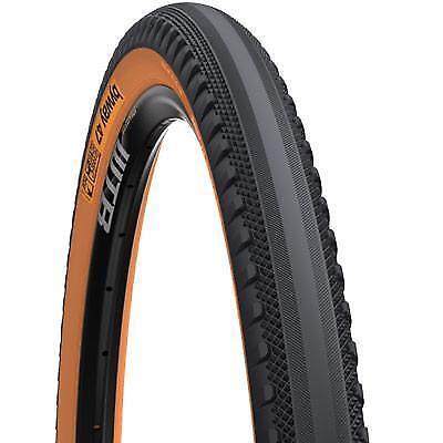 """Wtb Byway Tcs Tubeless Ready Road Plus Folding Tire 27.5/"""" X 47Mm Tan Wall Bike"""