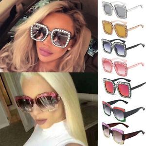 Oversized-Rhinestone-Large-Square-Frame-Bling-Sunglasses-Women-Fashion-Shades