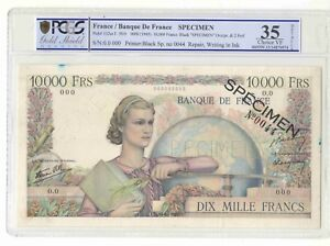 10000-francs-1945-France-Francia-Pick-132as-SPECIMEN
