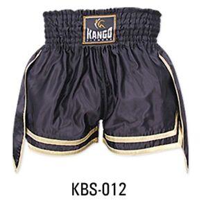 Kango Kick Boxing Shorts UFC MMA Short Muay Thai Boxing Grappling Shorts