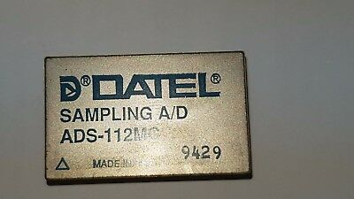 DATEL P//N ADS-112MC Single ADC 2-Step Flash 1Msps 12-bit Parallel Dip-24
