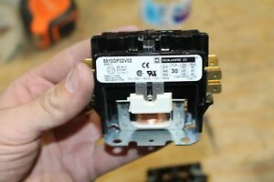 NEW-Square-D-8910dp32v02-DEFINITE-PURPOSE-CONTACTOR-2-POLE-OPEN-600V
