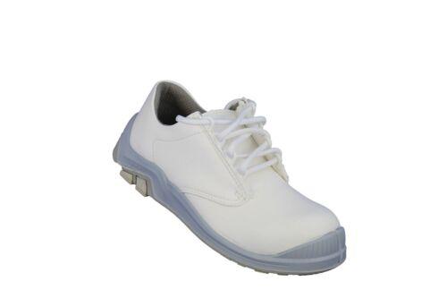 Lace 38 Toe White Cap Up Jallatte sécurité Uni travail Taille chaussures Royaume 5 Food Jalgripen Eu de de wPIwAz0qf