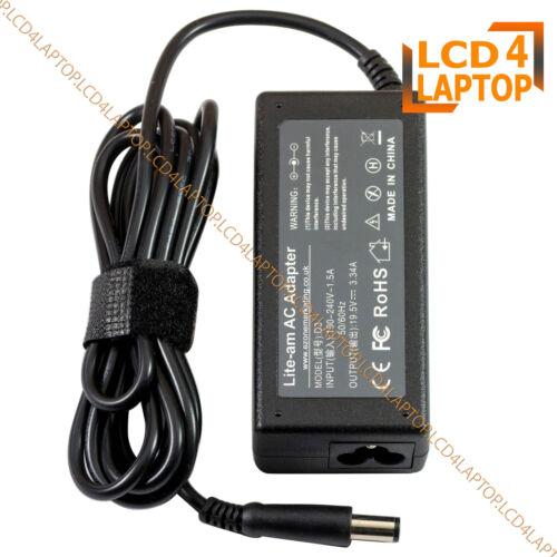 65 W Dell Latitude E5400 E5410 E5420 Compatible Ordinateur Portable AC Adaptateur Chargeur