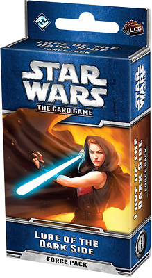 Lure of the Dark Side Force Pack Star Wars LCG