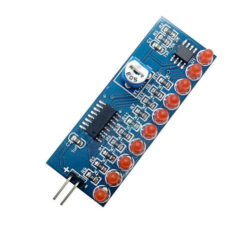 DIY NE555+CD4017 Light Water Flowing Light LED Module Assembly Of Parts Kit