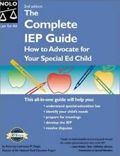 The Complete IEP Guide: How to Advocate for Your Special Ed Child-ExLibrary