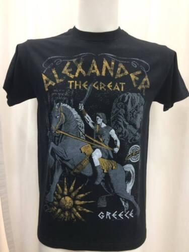 Grec T-shirt Alexandre le Grand Macédoine Roi de Grèce
