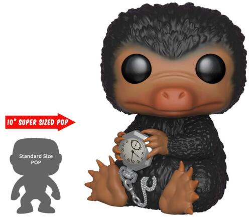 FUNKO POP SNASO ANIMALI FANTASTICI XXL GIGANTE Niffler HARRY POTTER Vinyl Figure
