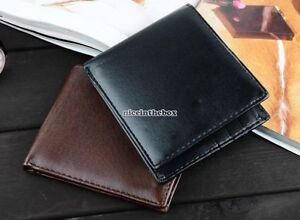 HOT-Men-039-s-Business-Leather-Briefcase-Wallet-Pocket-Card-Clutch-Bifold-Slim-Purse