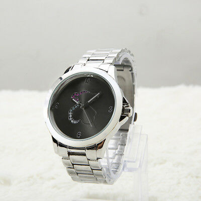 Fashion Women Casual Bear Watch Luxury Quartz Stainless Steel Dress Wristwatch r
