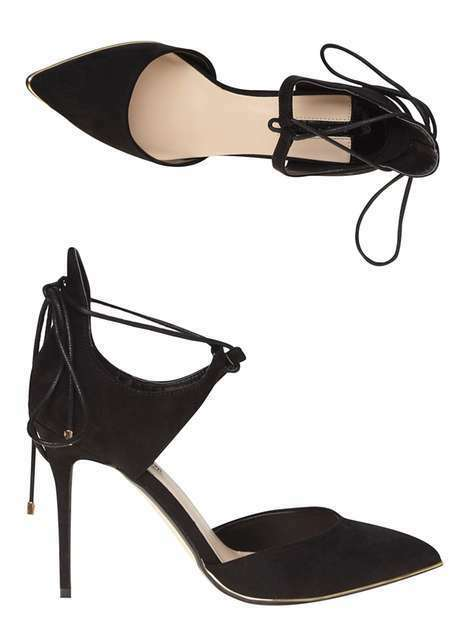 Dgoldthy Perkins Black Black Black 'Ginah' Court shoes UK 6 EU 39 JS32 34 SALEs 1c4039