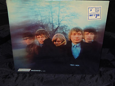 Rolling Stones BETWEEN THE BUTTONS SEALED US 1967 1ST PRESS MONO VINYL LP