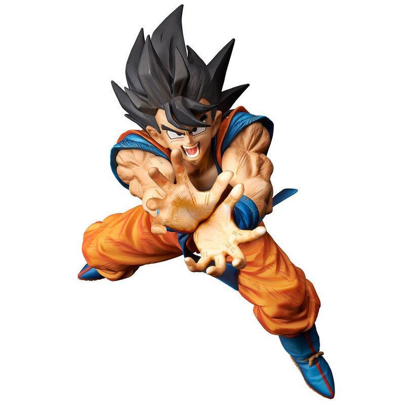 Dragon Ball Banpresto Super Kamehameha Kamehameha Kamehameha Son Goku Figure2 eb6562