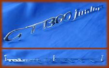 ALFA ROMEO GT 1300 JUNIOR - SCRITTA LOGO BADGE POSTERIORE