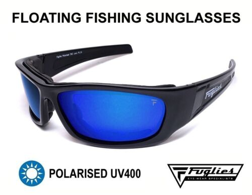 Fuglies Polarised Sunglasses PL16 FREE HARD CASE