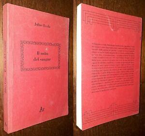 Il mito del sangue, Julius Evola, Edizioni di Ar 1994.