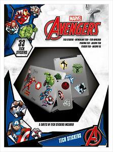 Avengers Marvel 17,5x24 äRger LöSchen Und Durst LöSchen Größe Ca Heroes- Stickerset Technik Sticker