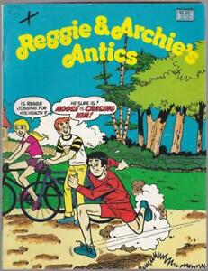 Reggie-and-Archie-039-s-Antics-1989-Australian-Edition-Magazine-format