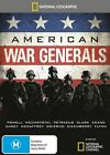 National Geographic - American War Generals (DVD, 2015)