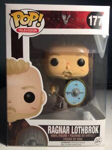 Funko Pop Tv Series Vikings Ragnar Lothbrok Vinyl