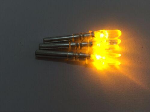 12PK led lighted arrow nocks crossbow arrow nocks automatical string-activated