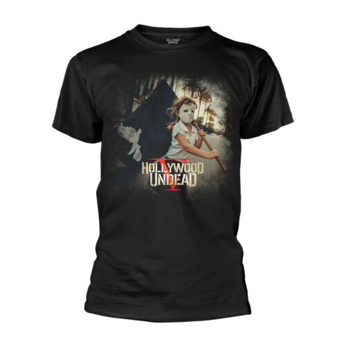 Hollywood Undead /'Five/' T-Shirt NEW /& OFFICIAL!