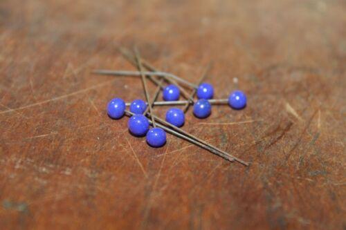 Anciennes épingles perle fabrication bijoux fantaisies loisir créatif ref 53