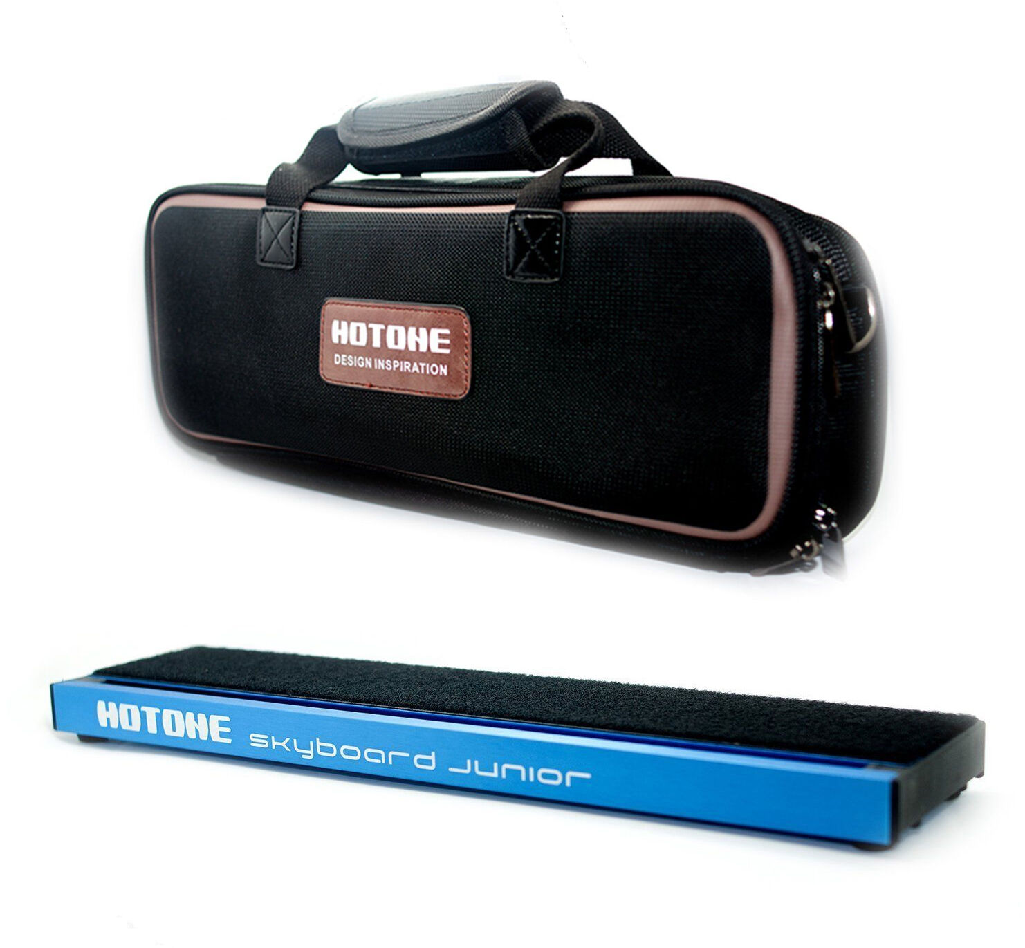Hotone Skyboard Junior Mini Pedalboard for Skyline Pedals with Bag