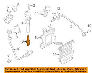 KIA OEM 11-16 Optima 2.4L-L4 Ignition-Spark Plug 1884909085 | eBay