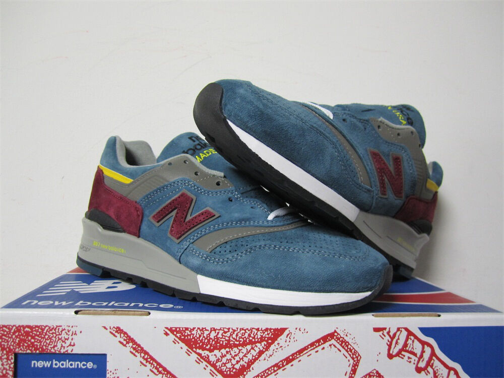 New Balance 997 Connoisseur Painters Made in USA Size 6 M997DTE