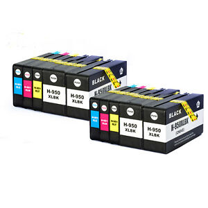 10-INK-950XL-951XL-Ink-Cartridge-Compatible-for-HP-Officejet-Pro-8100-8600-8615
