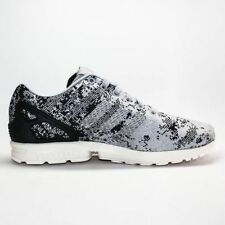 Adidas ZX Flux Weave Reino Unido 8 EUR 42 B23601 Shoes Trainers BNWT