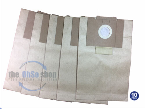 10 x ROWENTA Vacuum Cleaner Bags ZR-76 Type RS180 RS215 RS200 RS210 RS211