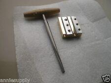 luthier tools Cello Peg hole reamer & Cello peg shaver
