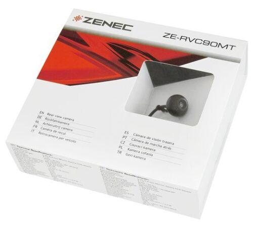 Zenec ze-rvc90mt Rear View Camera cam cámara de visión trasera nuevo