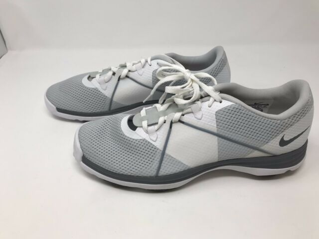 viola Controparte Atletico  Nike Womens Lunar Summer Lite Golf Shoes #483325 100 - 8 Med for sale  online | eBay