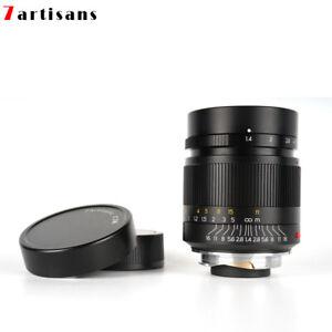 7artisans-28mm-F1-4-Manueller-Fokus-Objektiv-fuer-Leica-M-Vollformat-Kamera-NEUE