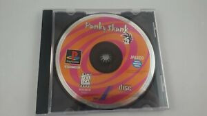 Punky-Skunk-Sony-PlayStation-1-PS1-1998-Disc-Only-Some-scratches