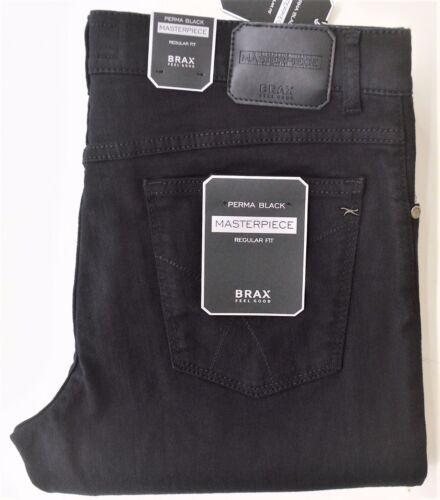 taille au choix stretch Brax Cooper Masterpiece-Tendance Jeans en Perma Black