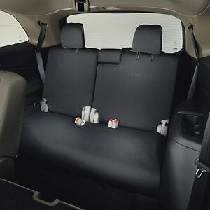 2016 honda pilot 3rd row seat cover ebay. Black Bedroom Furniture Sets. Home Design Ideas