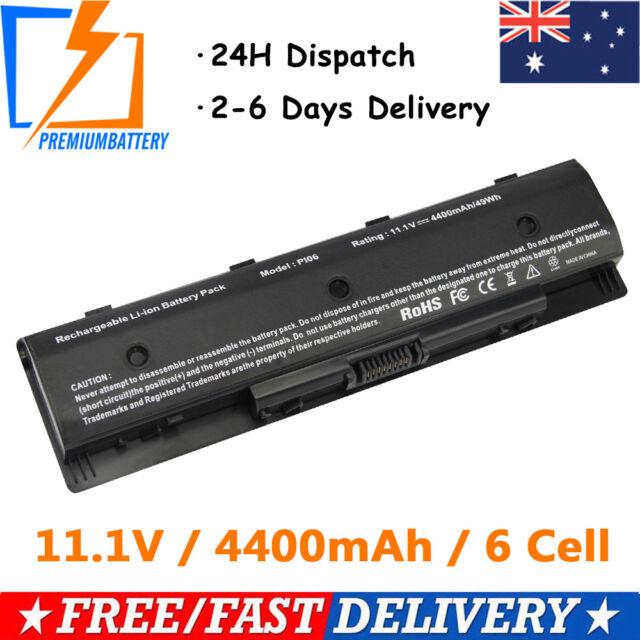 For HP Notebook HSTNN-YB40 Battery 710417-001 P106 5t-j000 tpn-l110 envy 15 17