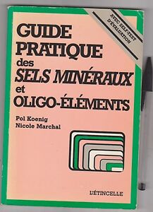 mineraux et oligo elements