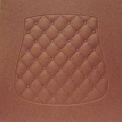 Seat Small Fleur-de-Lis Pattern chair fiber replacement bottom restore antique