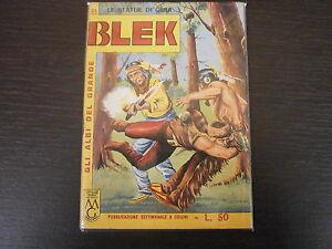 BLEK-LIBRETTO-n-95-ED-DARDO-ALBO-A-FUMETTI-ORIGINALE-1-EDIZIONE-NO-RISTAMPA