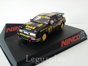 SCX-Scalextric-Slot-Ninco-50600-Ford-Sierra-Cosworth-Lui-Manuel-Reuter