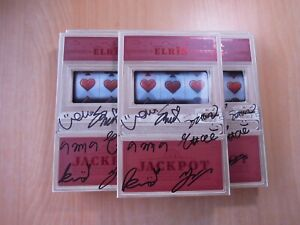 ELRIS-JACKPOT-4th-Mini-Promo-with-Autographed-Signed