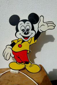 Lampe Kinderzimmer Micky Maus, Mickey Mouse | eBay