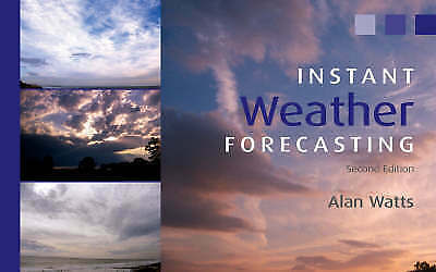 Instant Weather Forecasting (Sheridan House), Watts, Alan, Very Good Book