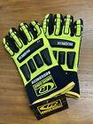 RINGERS 297-08 Hi Viz Gloves Impact Resistant Oil Field Size XL Roughneck